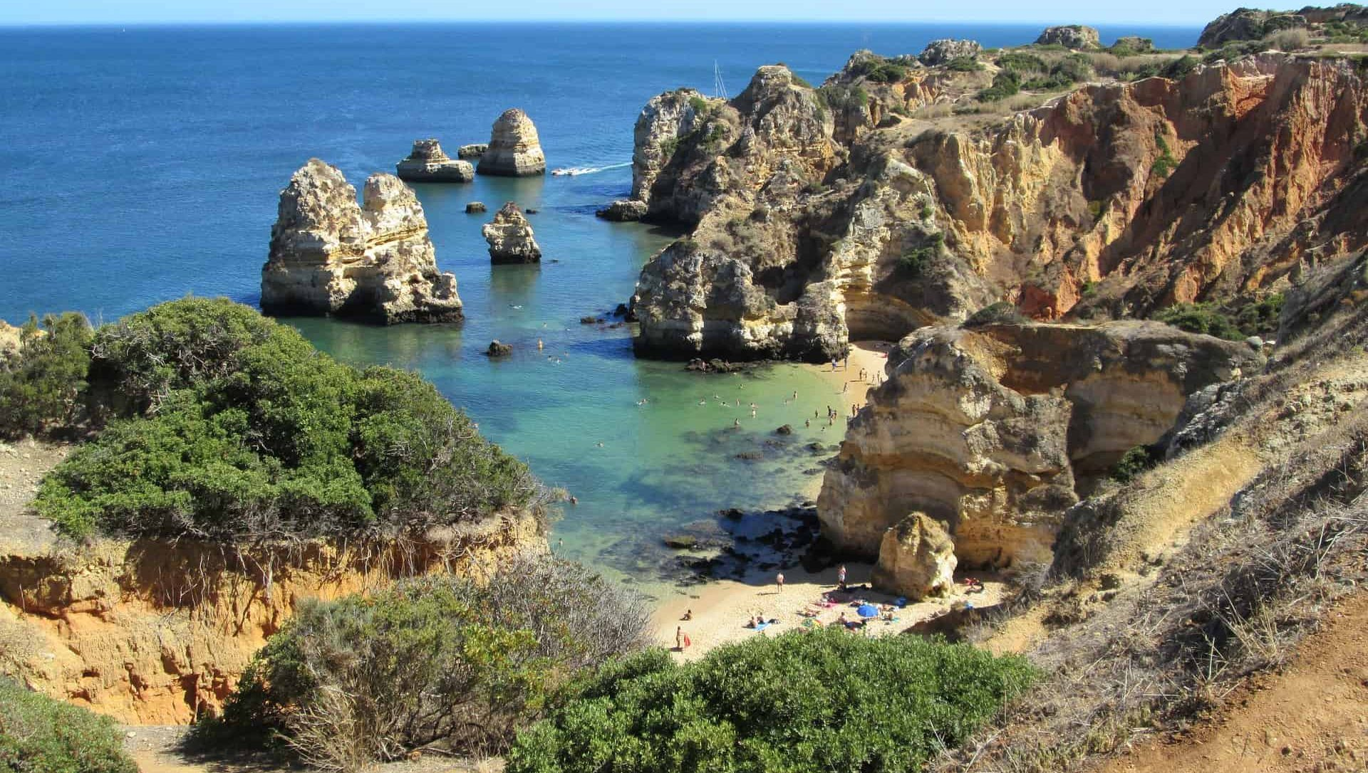 Algarve in winter